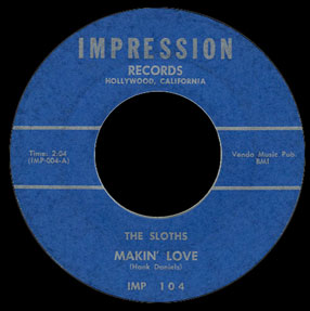 The Sloths Impression 45 Makin' Love