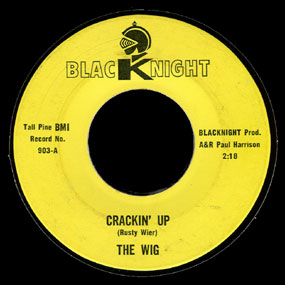 The Wig Blacknight 45 Crackin' Up