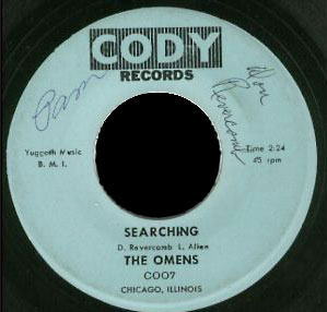 The Omens, Searching on Cody