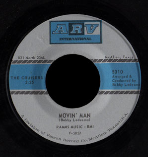 The Cruisers ARV International 45 Movin' Man