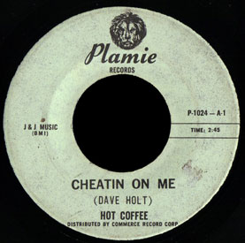 Hot Coffee Plamie 45 Cheatin on Me