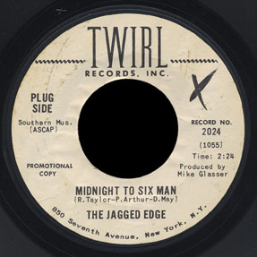 Jagged Edge Twirl 45 Midnight to Six