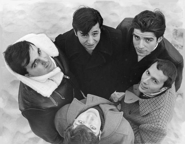 The Ox-Bow Incident at Coney Island (l-r): Joe Liotta, Jerry Scotti, Fred DeRubeis, George Napolitano, Joe Sirico