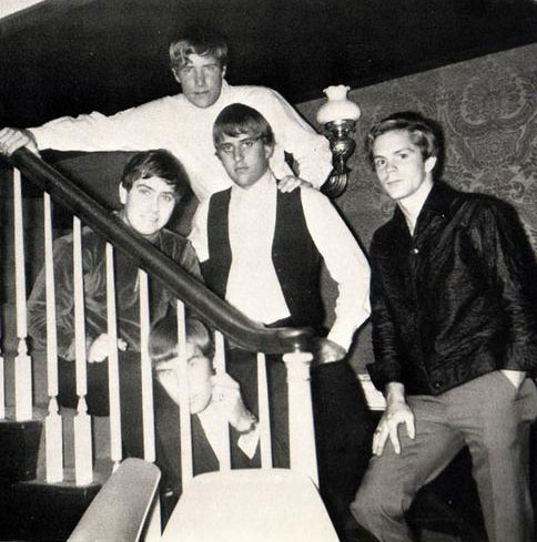 The Briks at the Studio Club, 1966
