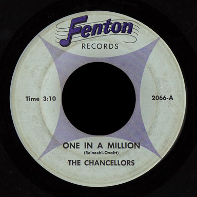 The Chancellors Fenton 45 One in a Million
