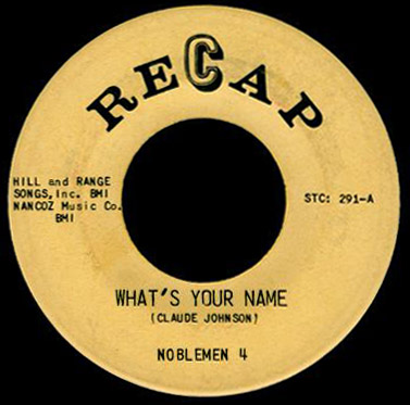 Noblemen 4 Recap 45 What's Your Name