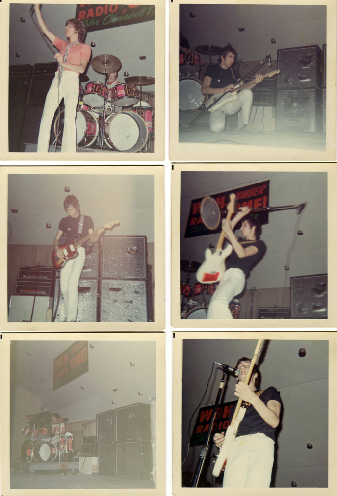 The Who At Virginia Beach Dome July 20 1968