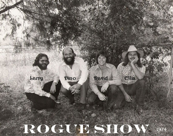 The Rogue Show, 1974