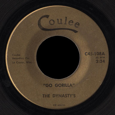 Dynastys Coulee 45 Go Gorilla