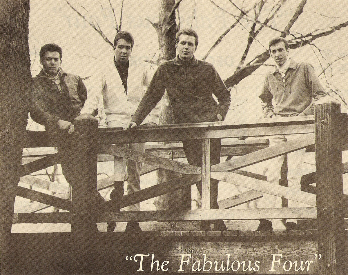 The Fabulous Four band