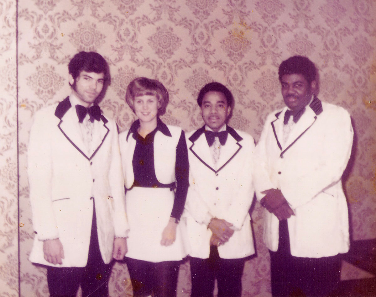 Tot and the All Stars: Alex Zanetis, Jr, Jean Callaway, Lucius Talley, Tot Randolph