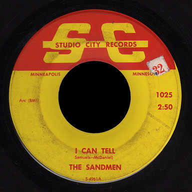 Sandmen Studio City 45 I Can Tell
