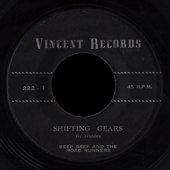 Beep Beep and the Road Runners Vincent 45 Shifting Gears
