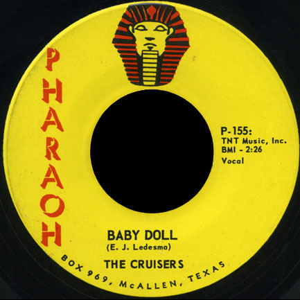 The Cruisers Pharaoh 45 Baby Doll