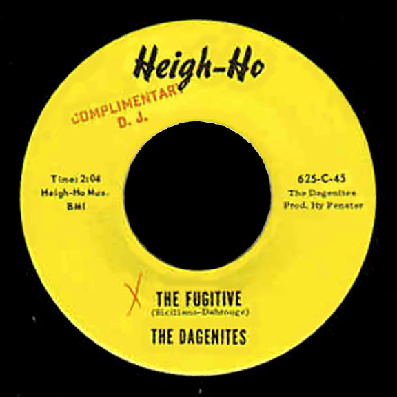 Dagenites Heigh-Ho 45 The Fugitive
