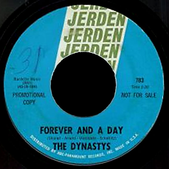 Dynastys Jerden 45 Forever and a Day
