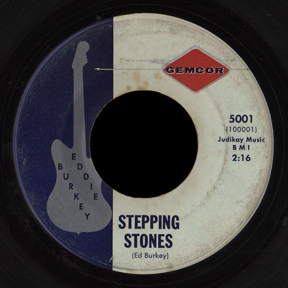 Eddie Burkey Gemcor 45 Stepping Stones