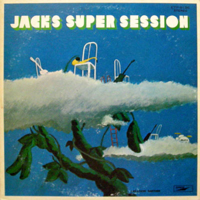 Jacks Super Session LP on Express