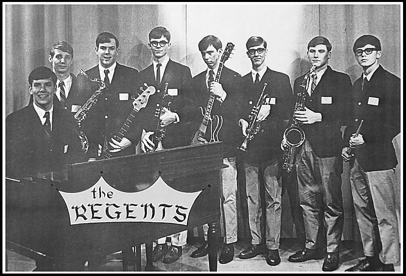 The Regents band photo