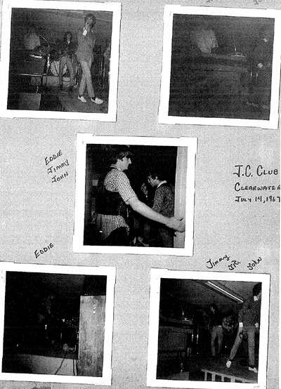 J.C. Club, Clearwater, July 14, 1967