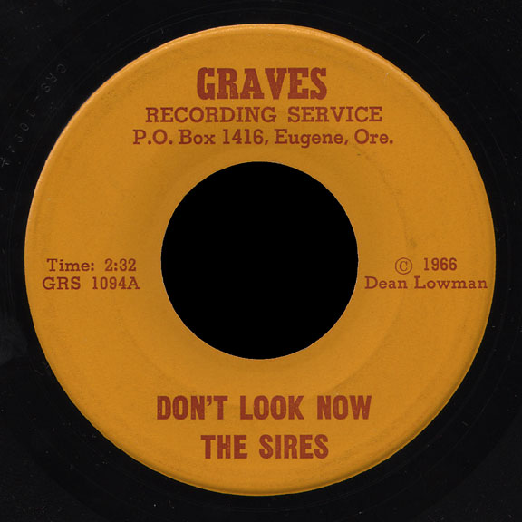 Sires Graves 45 Don't Look Now
