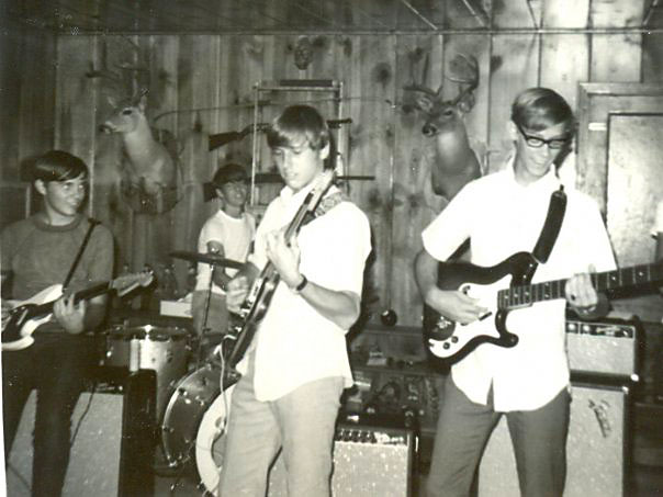 The Souls, 1966 photo