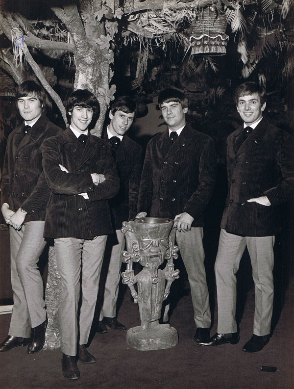 The Treetops, 1967