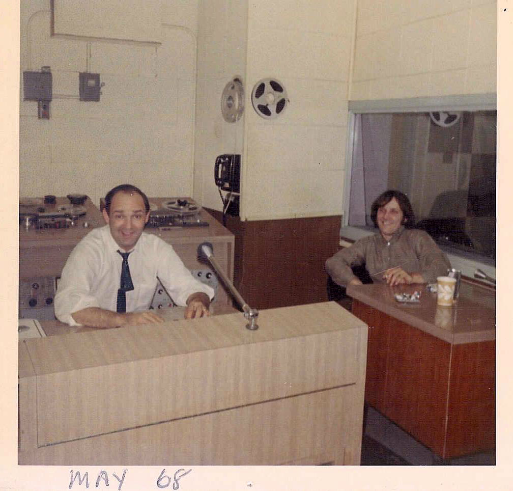 Audio Recording, unidentified engineer and Dick Wagner