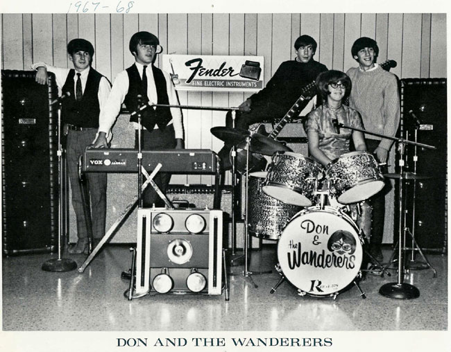 Don and the Wanderers photo