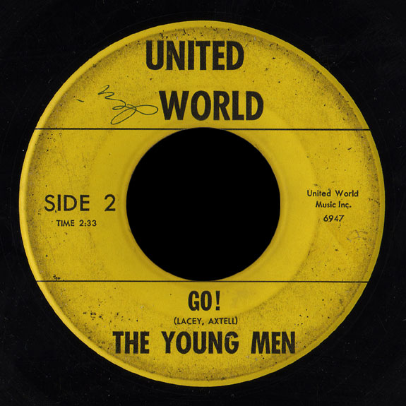 Young Men United World 45 Go
