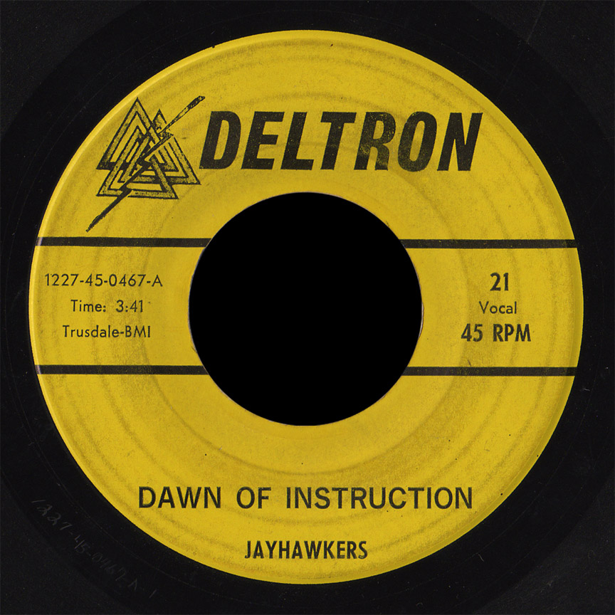 Jayhawkers Deltron 45 Dawn of Instruction