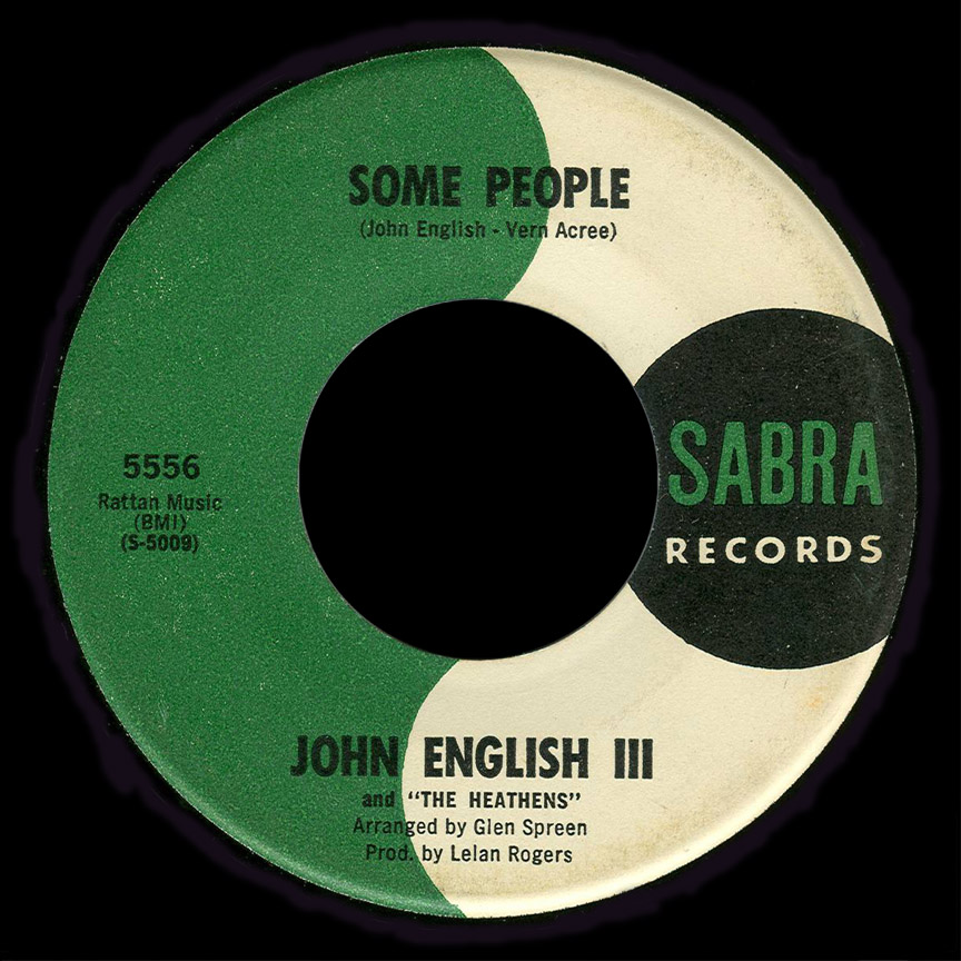 John English III Sabra 45 Some People