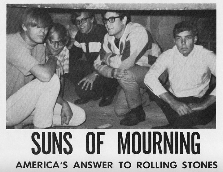 Suns of Mourning Photo