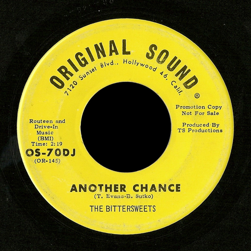 Bittersweets Original Sound 45 Another Chance