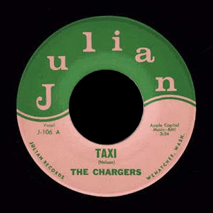 Chargers Julian 45 Taxi