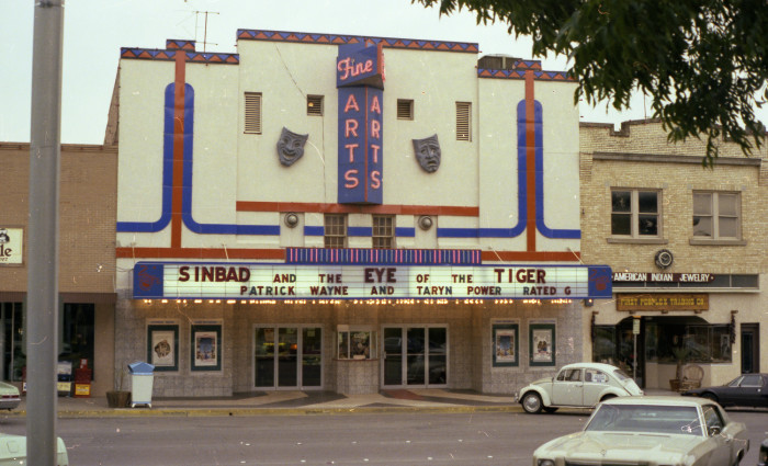 fine arts theatre  denton