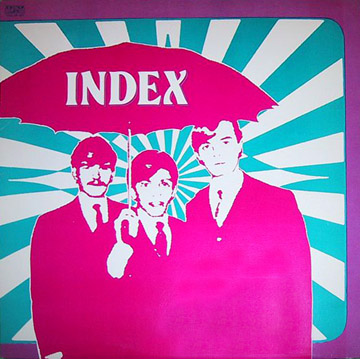 Index -  1983 Voxx reissue of the first LP