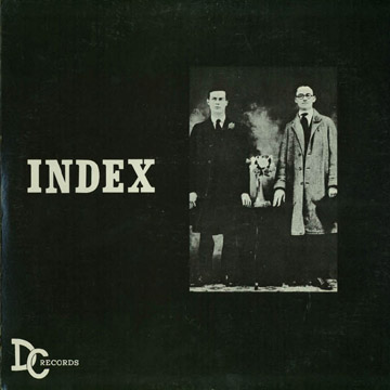 "Index -  First LP, the ""black"" album"