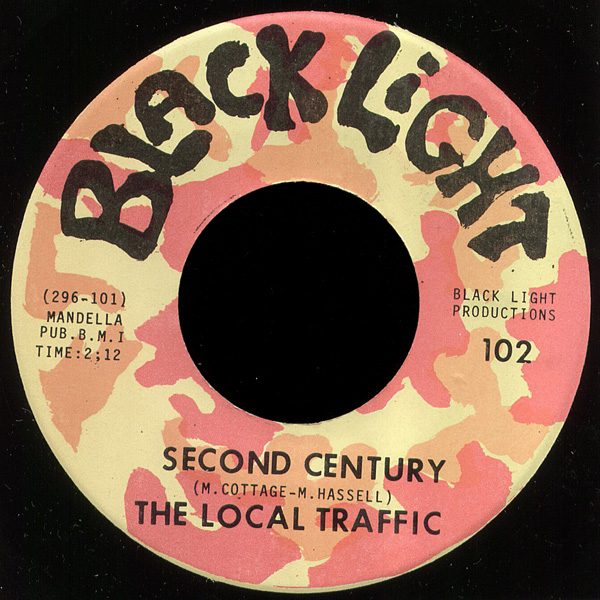 Local Traffic Black Light 45 Second Century