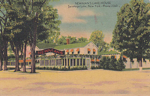 In the 60s this became the College Inn at Saratoga Lake