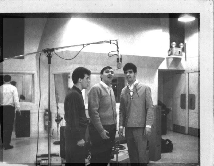 The Perennials at Cameo Parkway Studio, Philadelphia, January 28, 1967