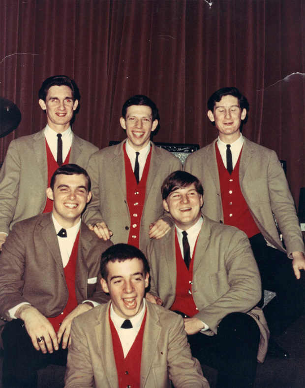 The original Apollos band established in early 1964 by Jim Price and Dave Harney.