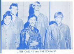 Little Caesar and the Romans promo photo