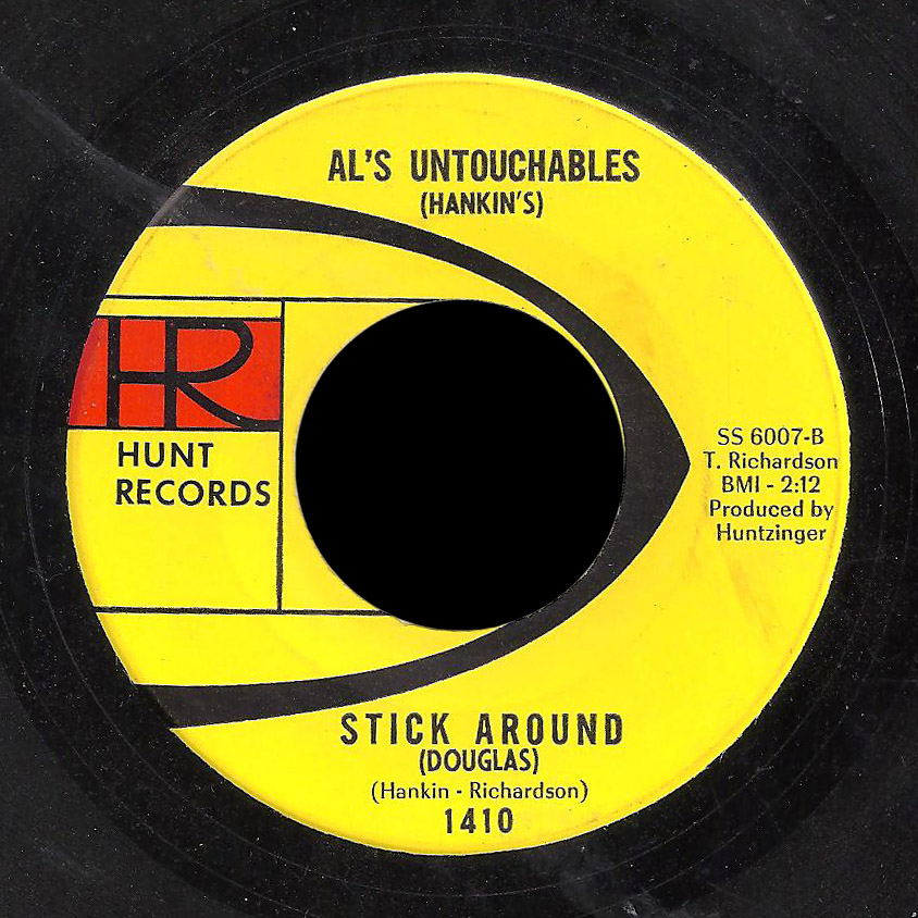 Al's Untouchables Hunt 45 Stick Around