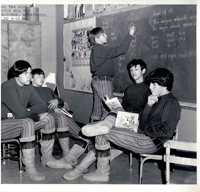 Billy & the Kids, circa 1967