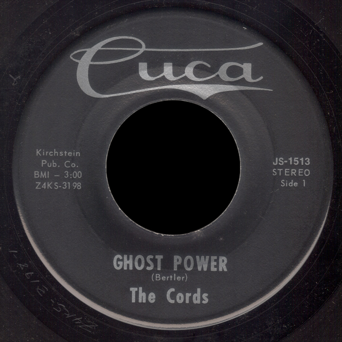 The Cords Cuca 45 Ghost Power