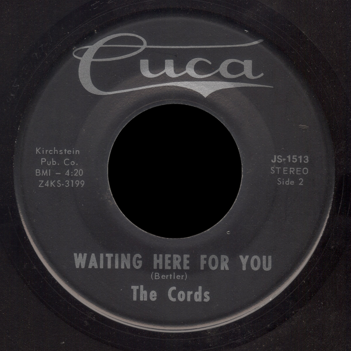 The Cords Cuca 45 Waiting Here for You