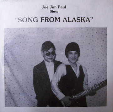 Joe Jim Paul Sings Song From Alaska Angelus LP