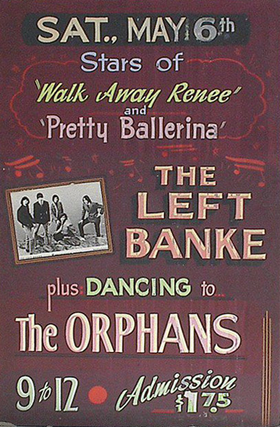 Orphans with the Left Banke