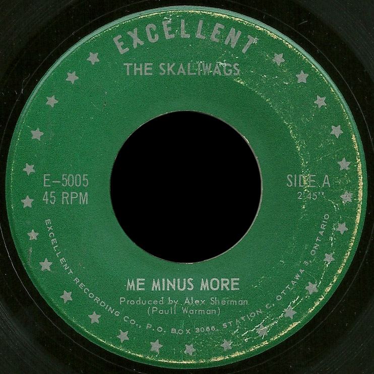 Skaliwags Excellent 45 Me Minus More